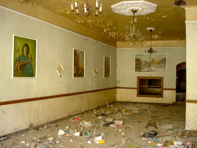 dirty room braila romania