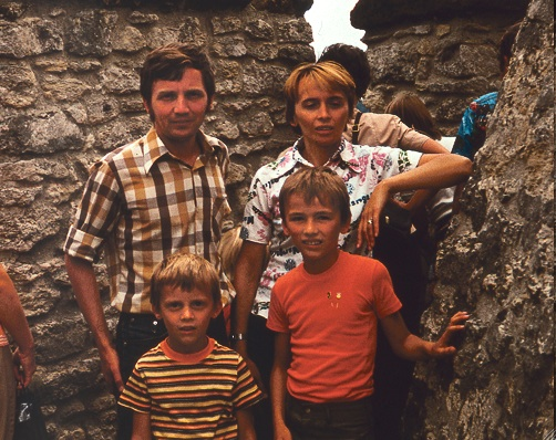 hvorecky family
