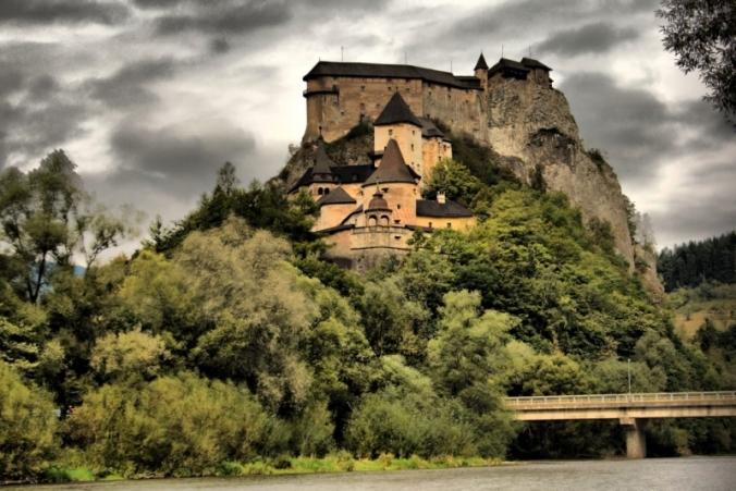 Schloss Orava Oravsky hrad