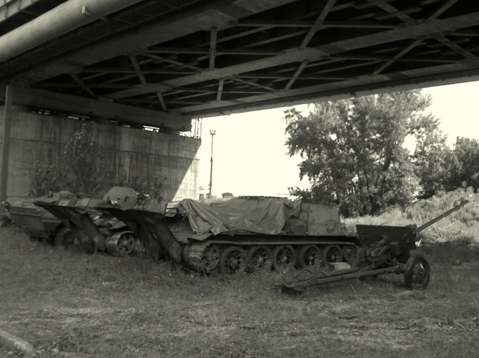 tanks bratislava